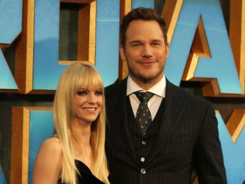 Chris Pratt and Anna Faris split after eight years of marriage