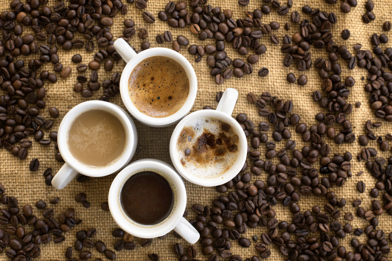 Drinking coffee may actually prevent you from losing weight