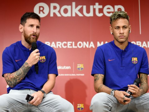 Barcelona star Lionel Messi sends goodbye message to Neymar ahead of record £198m PSG move