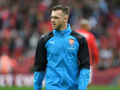 Arsenal reject £20million bid from Leicester City for Calum Chambers