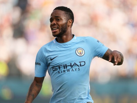 Arsenal transfer target Raheem Sterling open to move to London