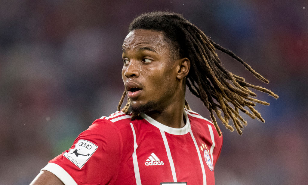 Renato Sanches left out of Bayern Munich squad amid Chelsea and Liverpool links