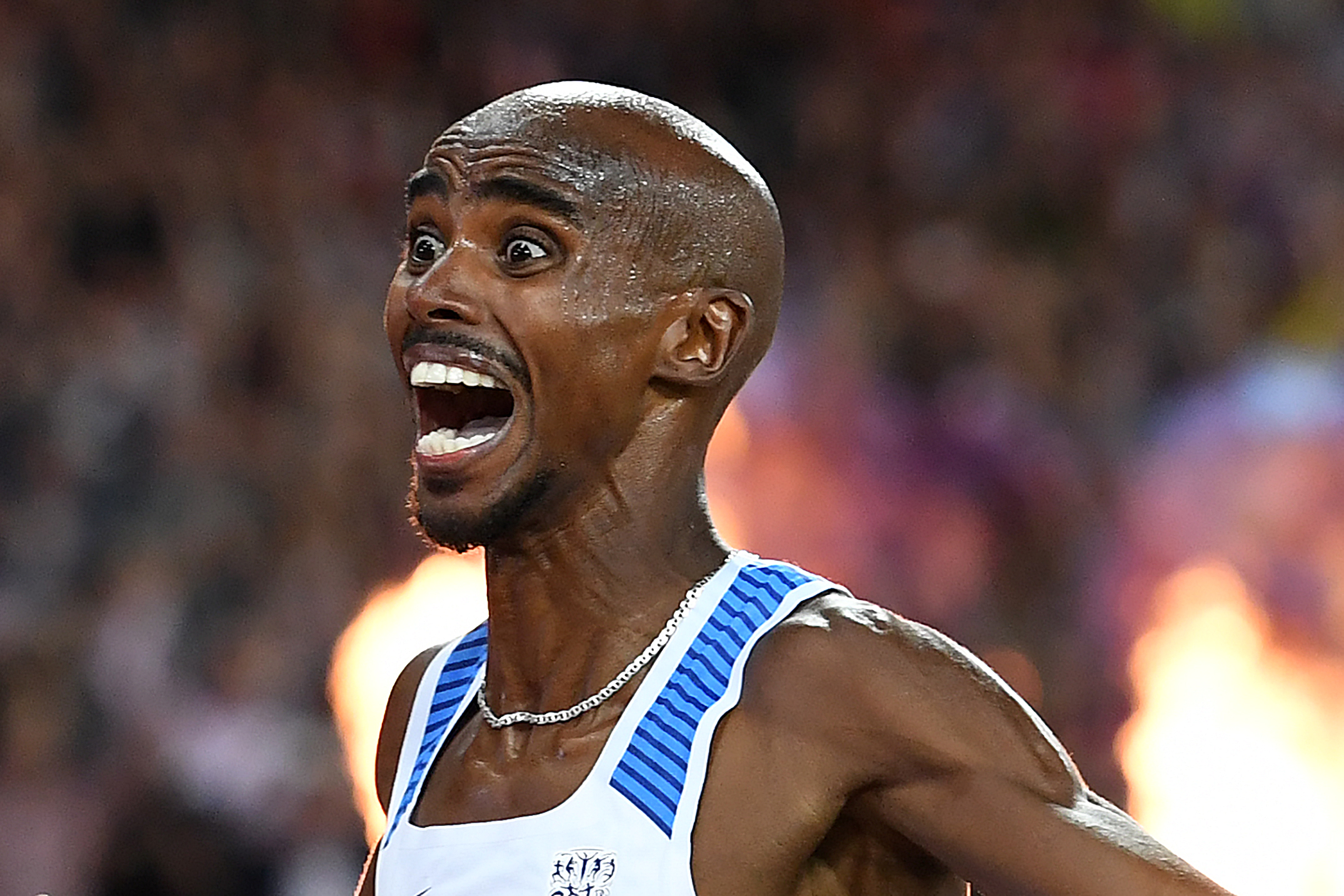 World Athletics Championships: When is Mo Farah running his final race?