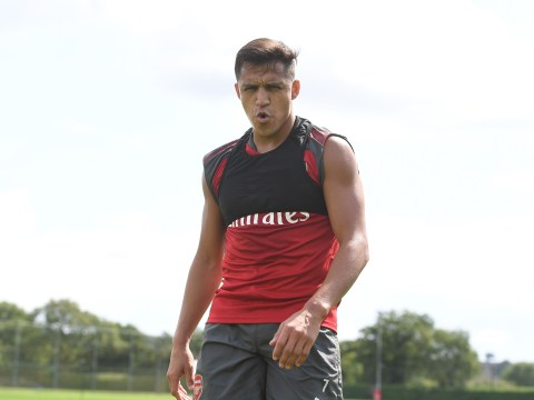 Alexis Sanchez remains sidelined – but defensive boost for Arsenal ahead of trip to Stoke