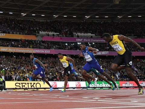 Usain Bolt blames bad start for shock 100m defeat to Justin Gatlin at World Athletics Championships