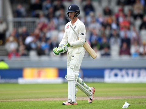England star Keaton Jennings dropped for upcoming West Indies Test