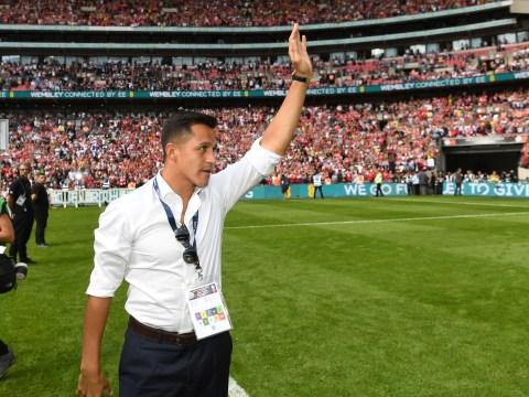 Alexis Sanchez's team confirm £44m Manchester City bid and play down Paris Saint-Germain transfer