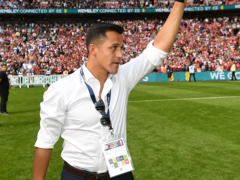 Arsenal accept £60million offer for Alexis Sanchez from Manchester City