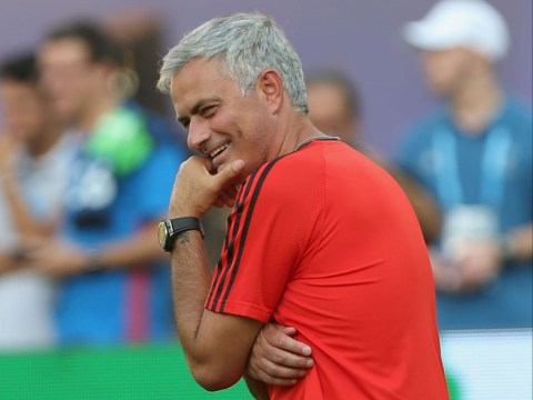 Manchester United boss Jose Mourinho reacts to barmy opening weekend of Premier League action