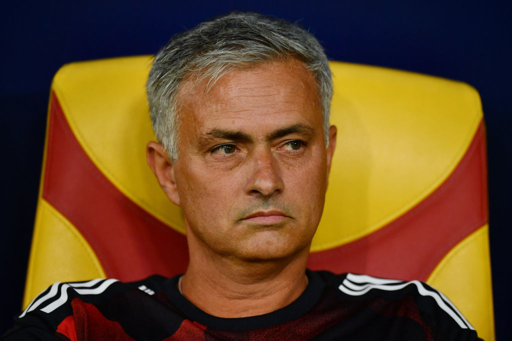 Jose Mourinho will be falling about laughing at Antonio Conte, claims Garth Crooks