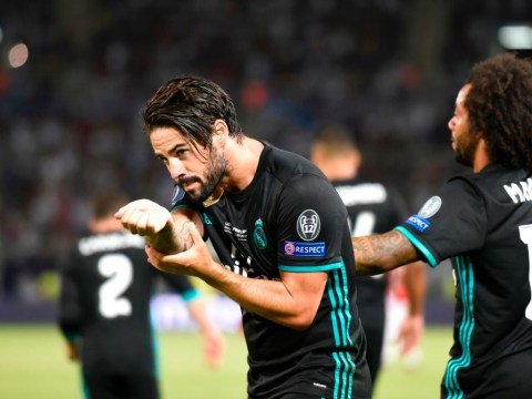 Jamie Carragher mocks Manchester United for not signing Isco because 'his head was too big for his body'
