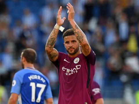 Manchester City's Kyle Walker aims dig at Tottenham boss Mauricio Pochettino