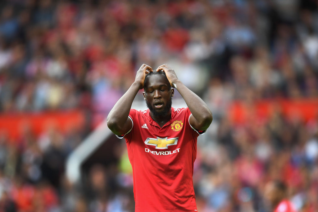 Thierry Henry reveals why Manchester United striker Romelu Lukaku never smiles