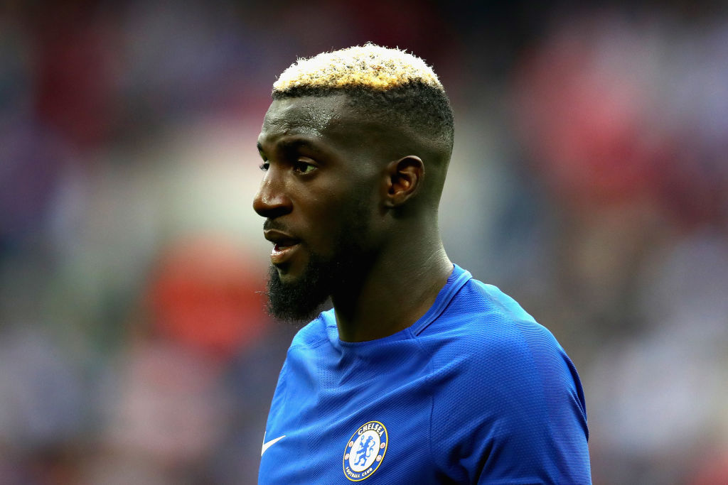 Tiemoue Bakayoko 'not scared' by Danny Drinkwater arrival at Chelsea