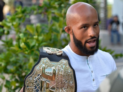 Demetrious Johnson warns Conor McGregor not to obsess over that punch against Floyd Mayweather