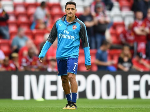 Manchester City to try loan bid for Arsenal's Alexis Sanchez in January transfer window