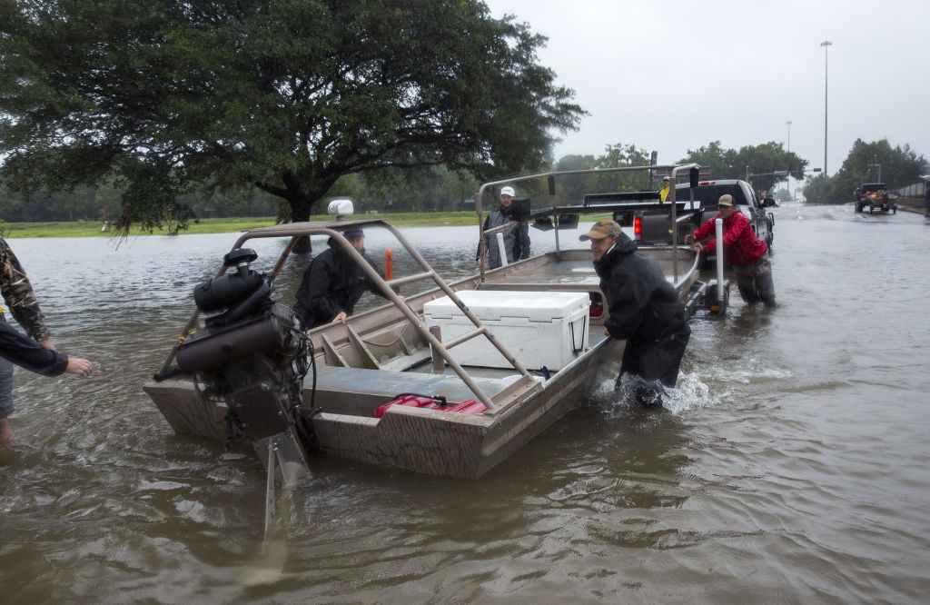What is a bayou? Hurricane Harvey causes the American waterways to overflow