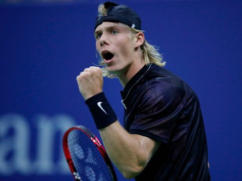 Denis Shapovalov announces himself on biggest stage with stunning US Open win v Jo-Wilfried Tsonga