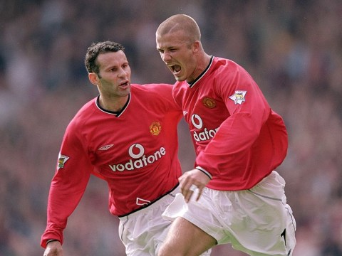 David Beckham or Ryan Giggs? Roy Keane lets slip the Manchester United legend he rated more