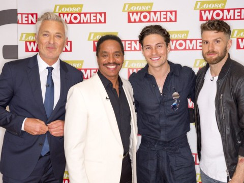 Loose Women brings in the Loose Men on Bank Holiday Monday as Martin Kemp and Joey Essex join the show