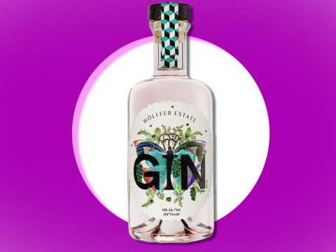 You can now buy pink gin that's made from rosé wine