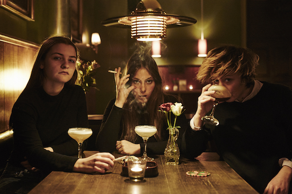 Artist of the day 25/08: Baby In Vain mix grunge rock with riot grrrl realness on debut album
