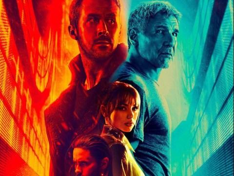 Warner Bros release incredible Blade Runner 2049 poster starring Ryan Gosling and Harrison Ford