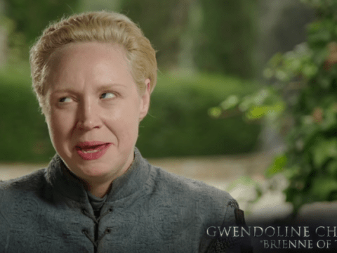 Brienne of Tarth drops a huge hint about a Game of Thrones romance in season 8