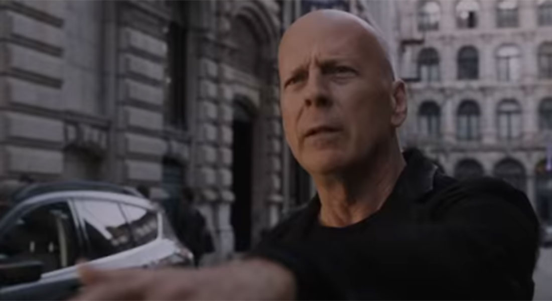 Bruce Willis' new film Death Wish is facing racism accusations because of its trailer