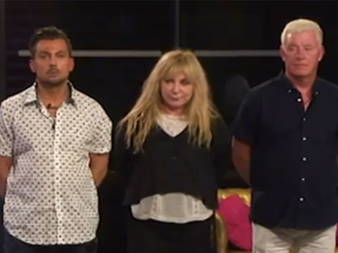 Derek, Helen and Paul win immunity from the first Celebrity Big Brother eviction