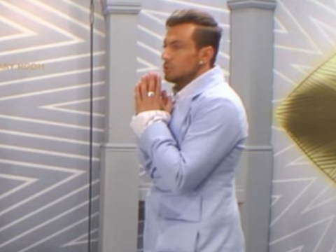 CBB's Paul Danan is already living up to his 'dangerous' tag as he sets fire alarm off by mistake