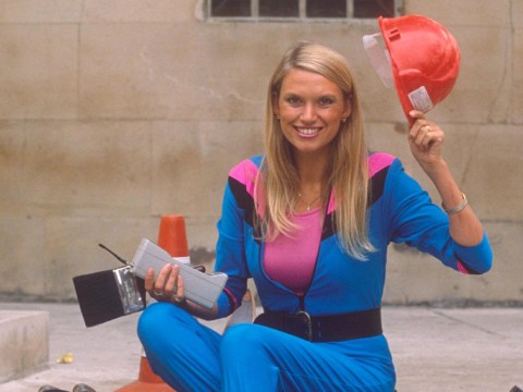 Challenge Anneka is back and no one can get over how little Anneka has changed