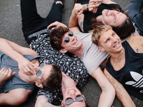 Coasts announce massive UK tour as second album looms