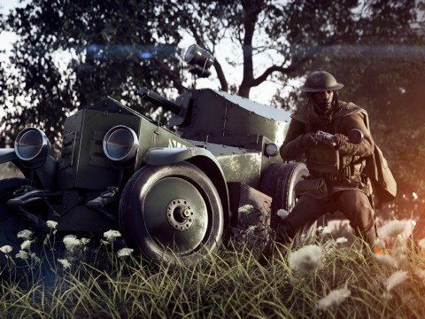 Battlefield 1: Incursions interview – 'something more controlled for competitive players'