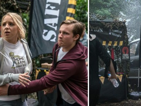 Emmerdale spoilers: Death at Home Farm as Robert Sugden and Lawrence White cause a killer crash?