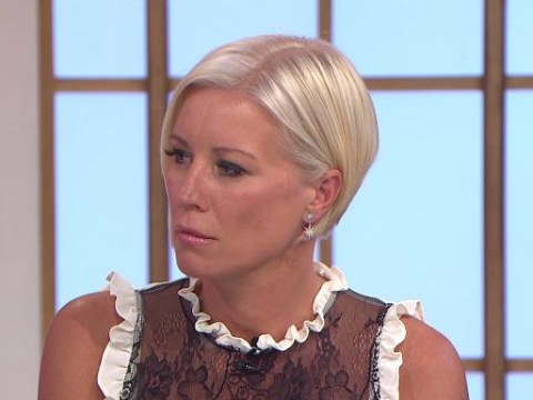 Denise Van Outen chokes up speaking to guest who believes abortion should be treated as contraception