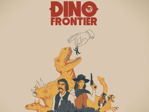 Dino Frontier review – cowboys & dinosaurs