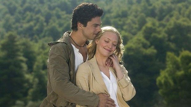 Dominic Cooper says it'll be 'odd' to reunite with ex-girlfriend Amanda Seyfried in Mamma Mia sequel