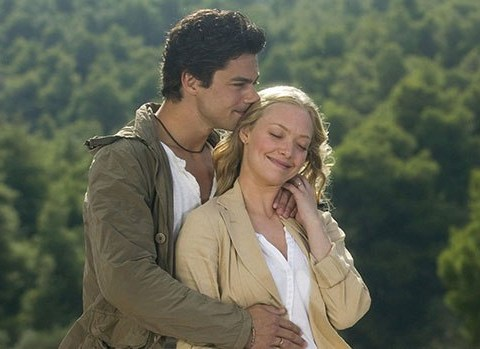 Dominic Cooper says it'll be 'odd' to reunite with ex-girlfriend Amanda Seyfried in Mamma Mia sequel