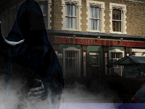 EastEnders spoilers: Halloween special week kicks off with Tina Carter knife attack horror