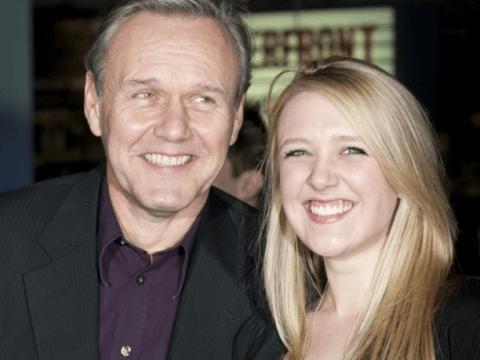 Buffy star Anthony Head is proud of daughter Emily's work as Emmerdale's Rebecca White
