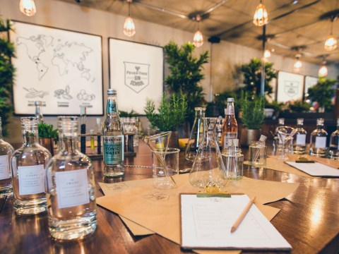 Grab your notebook and pens because a gin school is launching