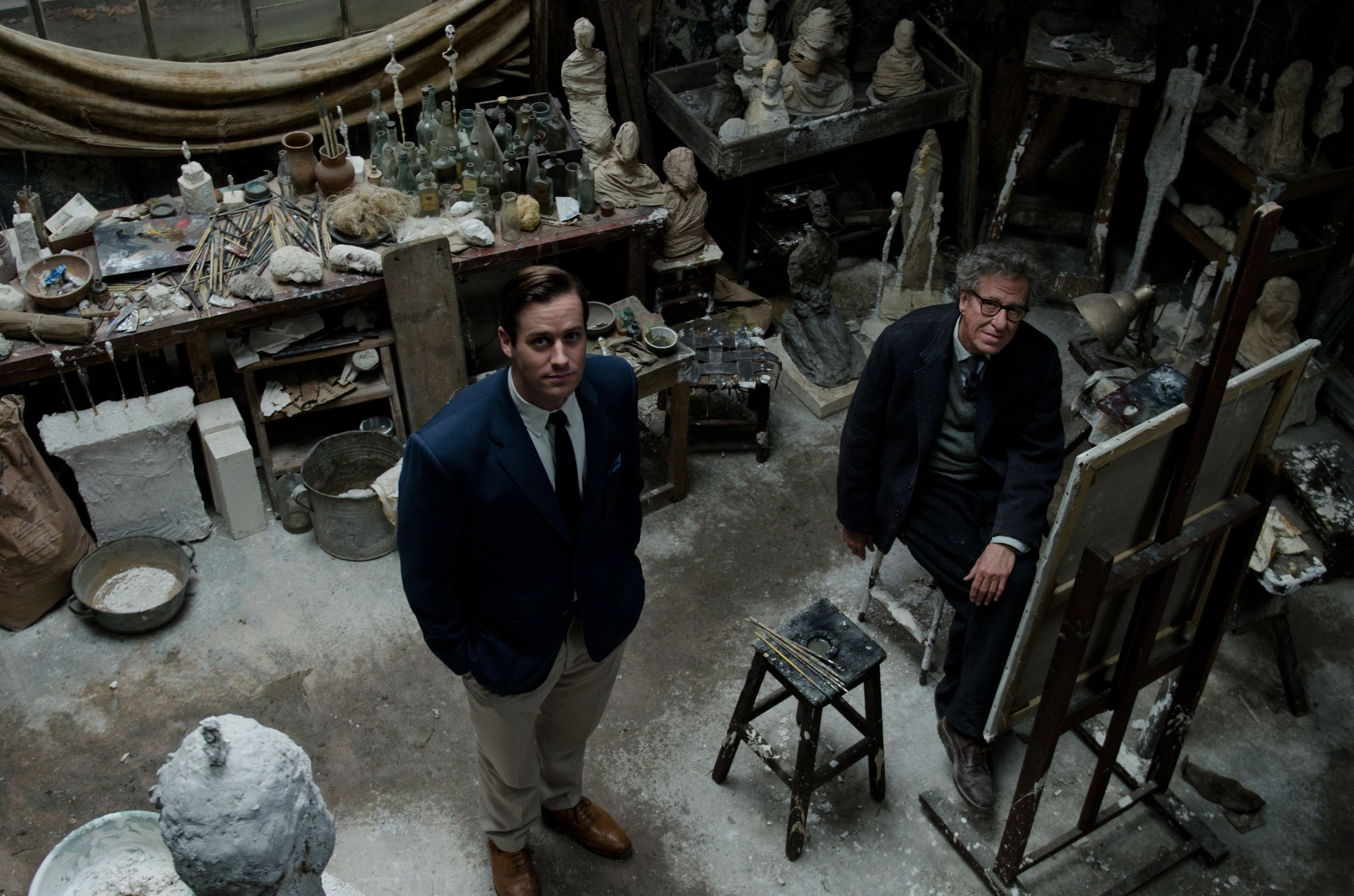 Final Portrait review: A witty, sympathetic portrayal of a great artist