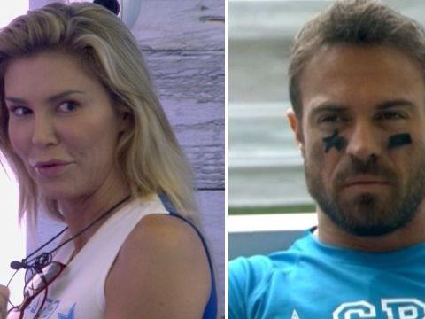 CBB: Brandi tells Chad Johnson that he's getting 'played' by Sarah Harding