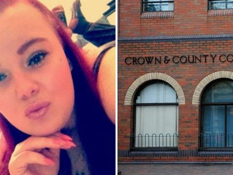 Man mocked woman's accent so she sliced his head open with her high heel
