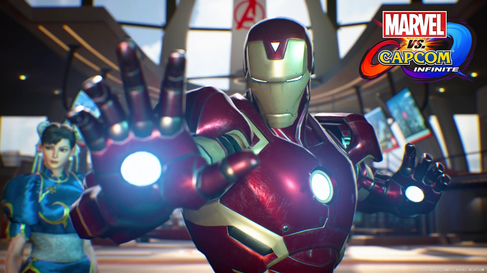 Marvel Vs. Capcom: Infinite - what do you think of the line-up?