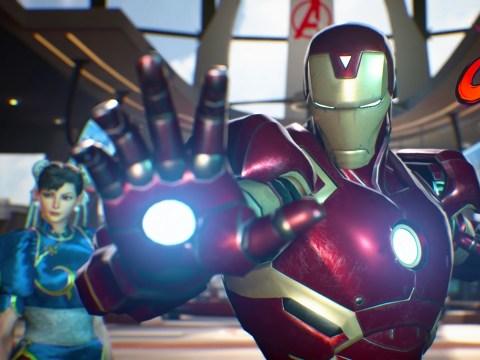Final line-up confirmed for Marvel Vs. Capcom: Infinite