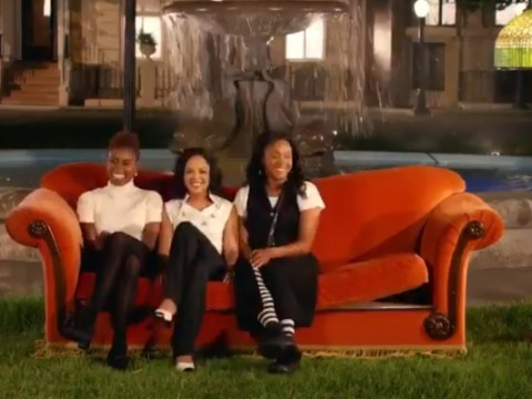Friends creator responds to Jay-Z's all-black remake of the classic 90s sitcom