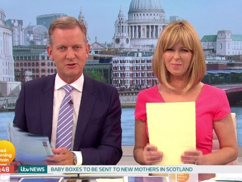 Isla Fisher tells Jeremy Kyle and Kate Garraway they need 'counselling' on GMB Today