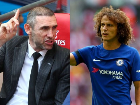 Revealed: What Martin Keown thought of that David Luiz back-pass in the Community Shield